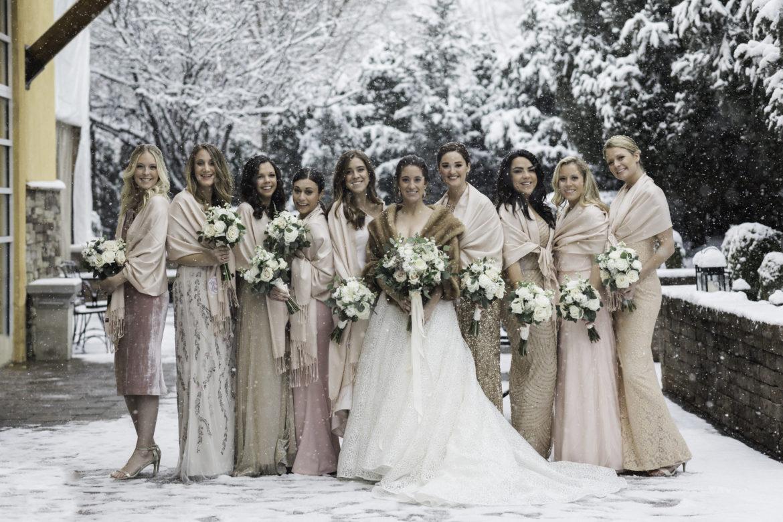 The Perfect Winter Wedding